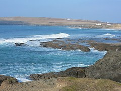 View towards Constantine bay and Trevose head