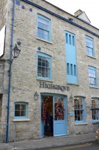 The Highgrove Shop in Tetbury