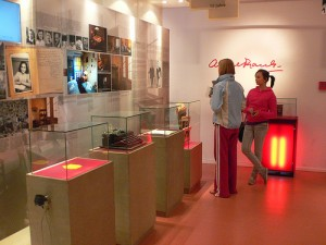 Anne Frank museum in Berlin