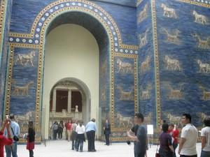The Pergamon museum in Berlin