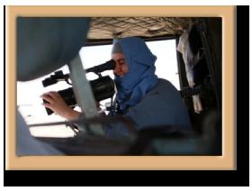 Saudi film-maker Danya Alhamrani