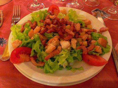 Salad Savoyard