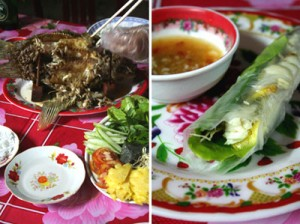 Tasting Mekong by Primitive Travel