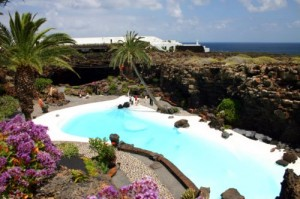 Jameos del Agua on Lanzarote