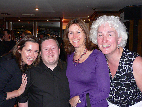 Eve from Lastminute.com, Darren from Travelrants, Heather from Heatheronhertravels, Karen from Europe a la Carte