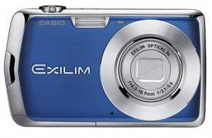 Casio Exilim Ex S5 digital camera