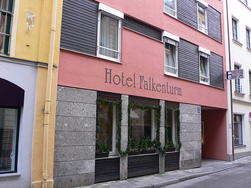 Hotel Falkenturm in Munich, Germany