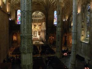 Monastery of Jeronimus in Lisbon