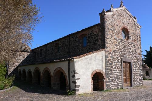 Chiesa Sant' Antonio in Orosei