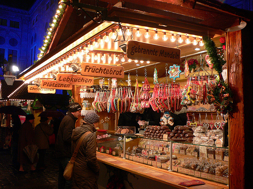 The Christmas Markets of Munich