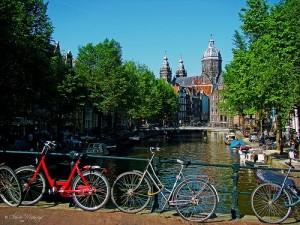 Amsterdam Holland 083 1 million bikes