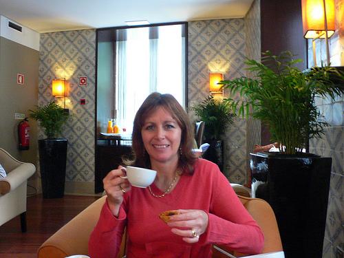 Breakfast at Hotel Heritage Av Liberdade in Lisbon