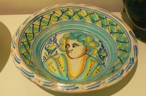 Ceramics museum in Valencia