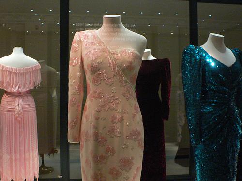 Dresses worn by Princess Diana