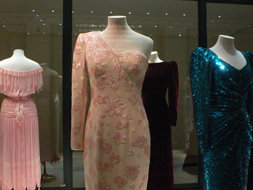 Fashion Stylish Dresses Exhibition Of Famous Dresses Of Diana