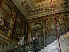 Entrance Hall of Kensington Palace