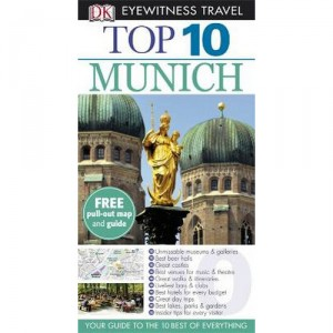 Eyewitness DK Top 10 guide to Munich