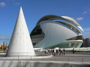 Palau de les Arts Reina Sofia at City of  Arts and Culture