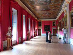 Picture gallery at Kensington Palace