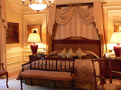 Prince of Wales Suite at Mandarin Oriental Hotel, Hyde Park