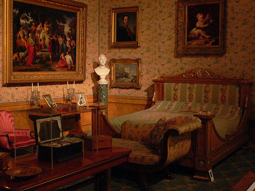 Go Back > Gallery For > Buckingham Palace Queens Bedroom