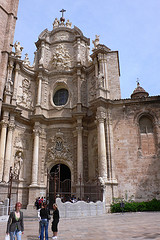 Cathedral in Valencia