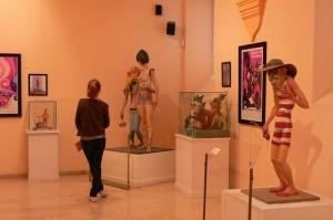 Valencia Fallas museum