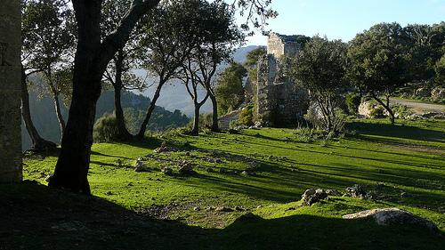 Castell d'Alaro in Mallorca