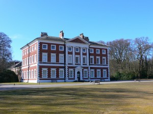 Lytham Hall in Lancashire