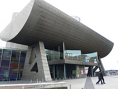 The Lowry Centre, Manchester