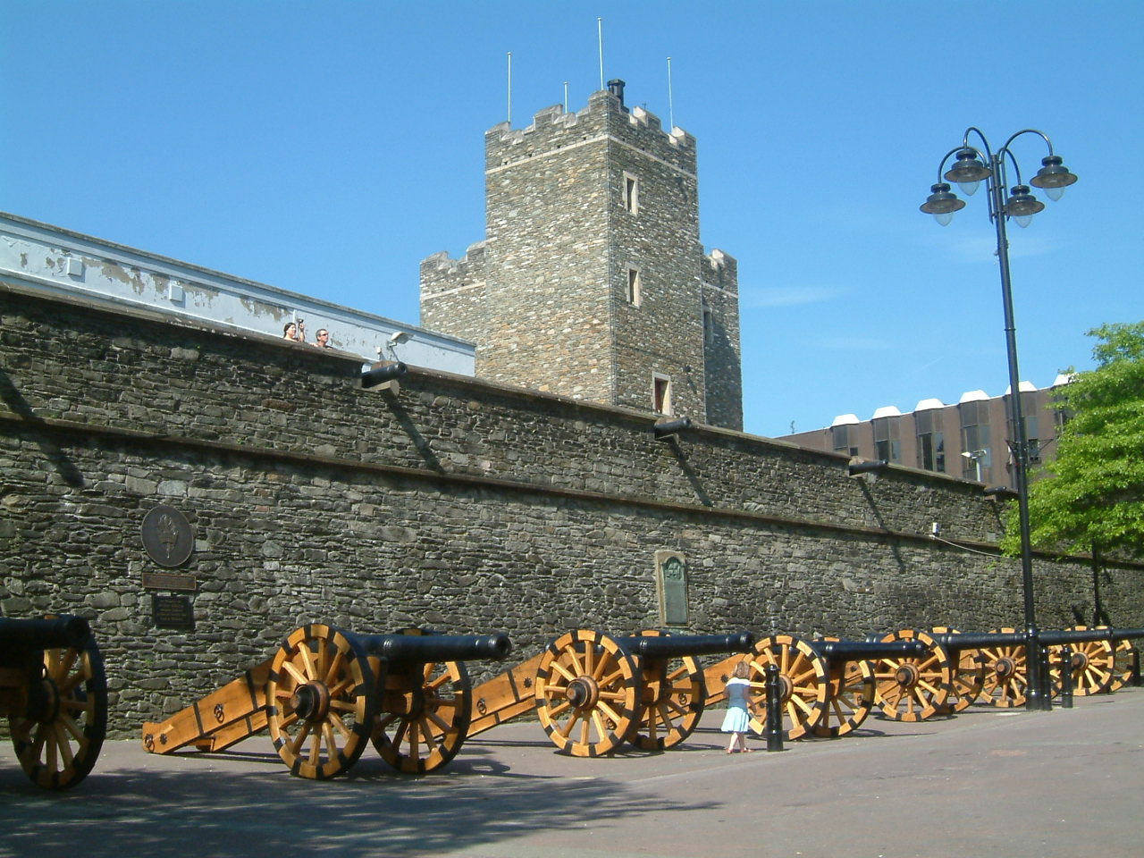 The City Walls of Londonderry