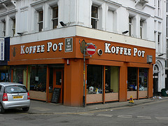 Koffee Pot in Manchester