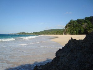 Playa Grande Beach in the Dominican Republic