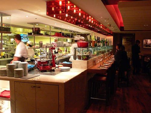 Bar Boulud at the Mandarin Oriental, London