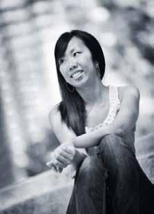 Stephanie Lee, author of The art of solo travel