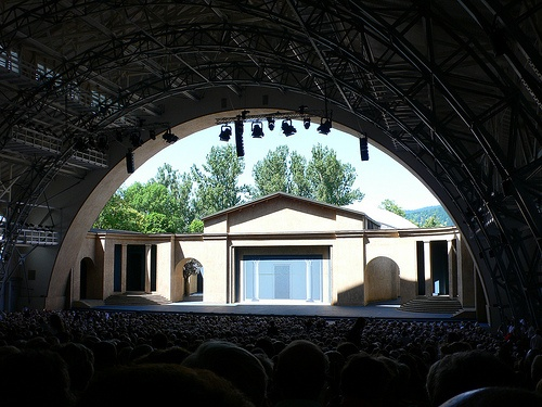 Oberammergau Passion Play Theatre