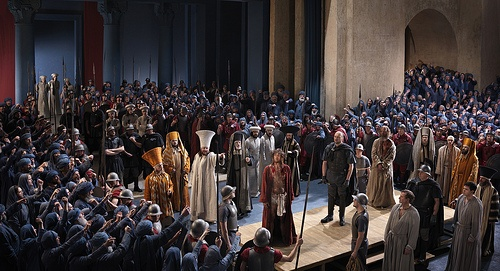 Pilate condemns Jesus Oberammergau Passion Play