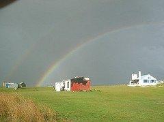 cabo rainbow