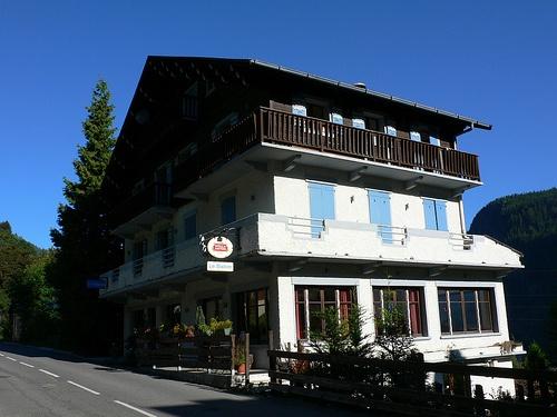 Hotel Slalom in Les Houches, nr Chamonix
