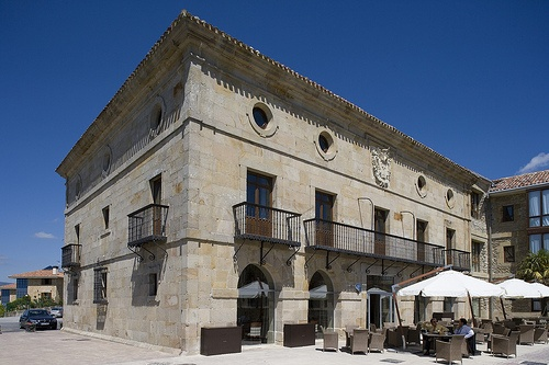 Argomaniz Spain  City pictures : ... adventure staying in the Paradores of Spain   Heather on her travels