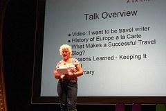 Karen Bryan at TBEX
