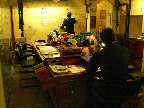 Churchill War Rooms in London