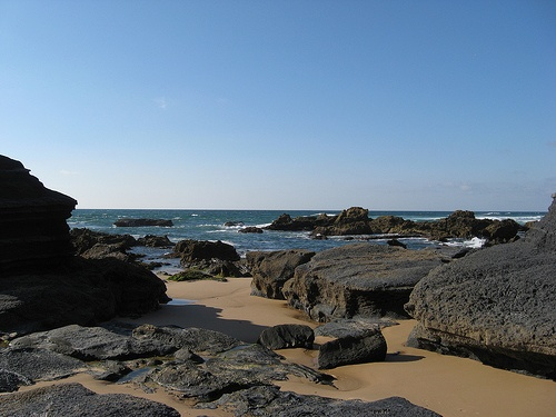 Beaches on the Costa Vicentina
