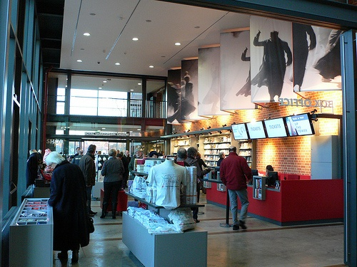 Shop at the Royal Shakespeare Theatre, Stratford