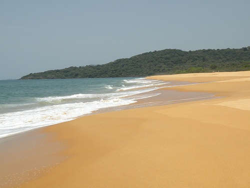 Beautiful beaches in Sierra Leone
