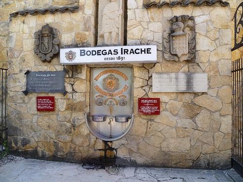 Bodegas Irache near Santiago de Compostela