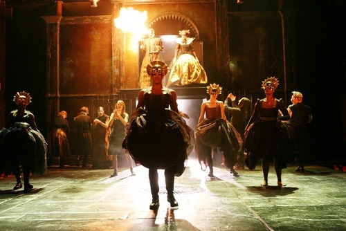 Romeo & Juliet Ball scene, Royal Shakespeare Theatre