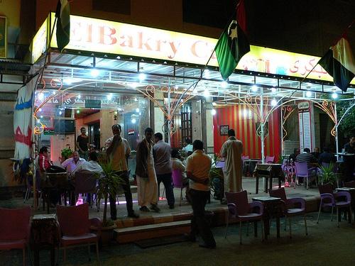 El Bakry in Marsa Matrouh, Egypt