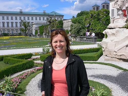 Mirabell Gardens, Salzburg by Heatheronhertravels.com