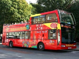 Hop on Hop off bus tours in Dublin